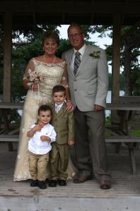 Linda Garrie & Grandboys