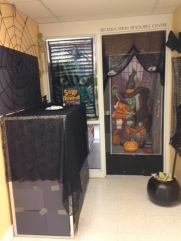 halloween door winner