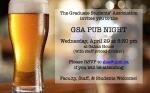 GSA Pub Night