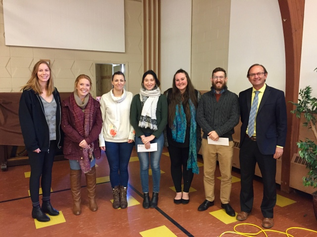 Fall Scholarship Winners